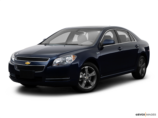 2009 Chevrolet Malibu Hybrid Review