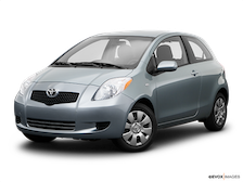 2008 Toyota Yaris Review
