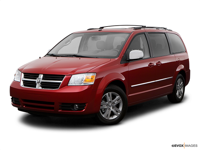 2008 Dodge Grand Caravan Review