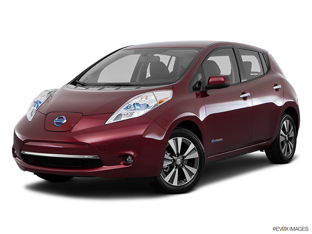 2017 Nissan LEAF Review