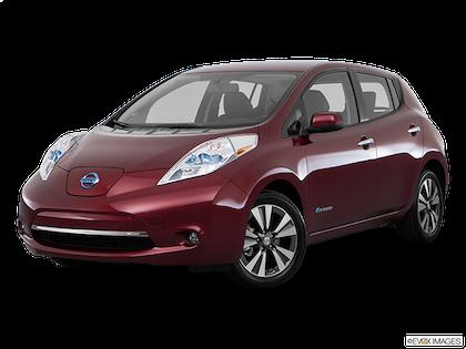2017 Nissan Leaf Photo