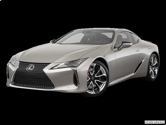 Lexus LC Reviews