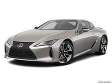 2019 Lexus LC Review