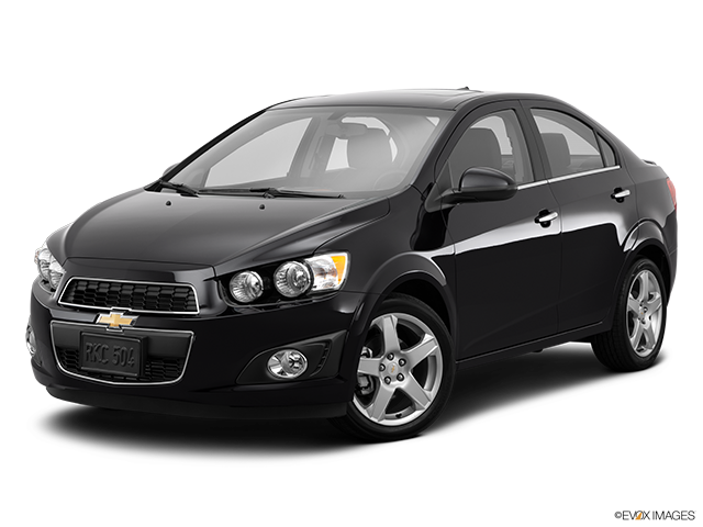 2014 Chevrolet Sonic Review