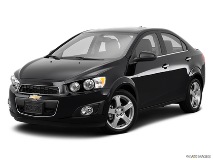 2014 Chevrolet Sonic Review | CARFAX Vehicle Research