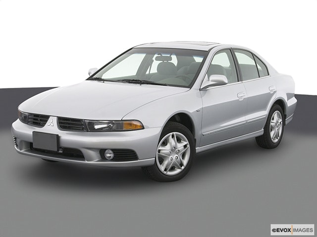 2003 Mitsubishi Galant Review