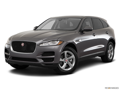 2017 Jaguar F-PACE photo