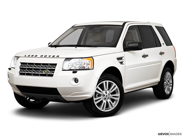 2010 Land Rover LR2 Review
