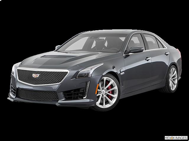 2017 Cadillac CTS-V Review