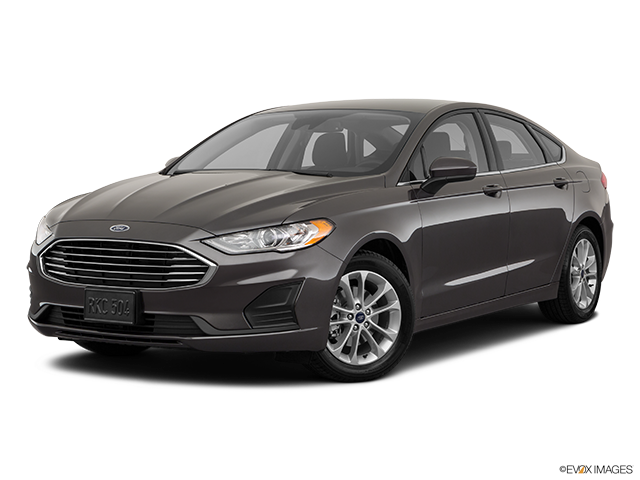 Ford Fusion Reviews