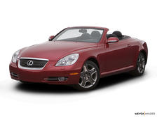 2008 Lexus SC Review