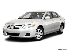 2010 Toyota Camry Review