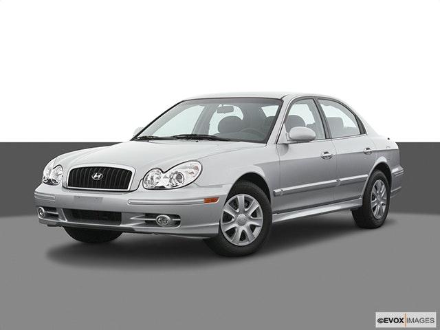 Nice 2005 Hyundai Sonata Review