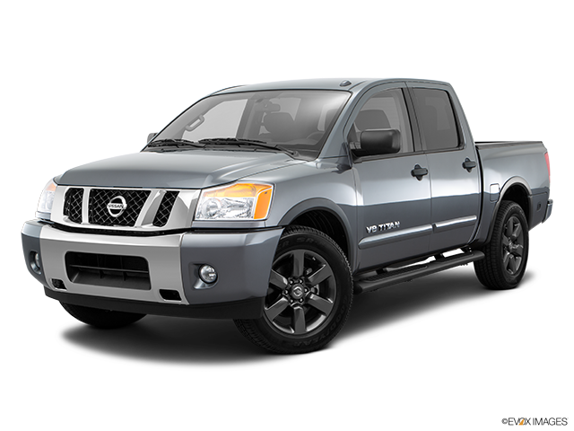 2015 Nissan Titan Review