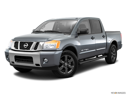 2017 Nissan Armada Configurations >> 2015 Nissan Titan Review | CARFAX Vehicle Research