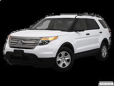 2013 Ford Explorer Review