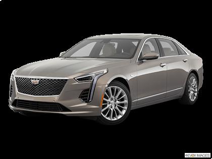 2019 Cadillac CT6 photo