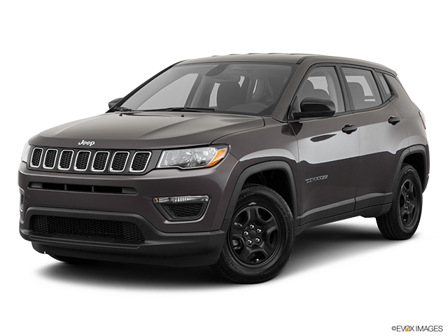 Jeep Compass Reviews