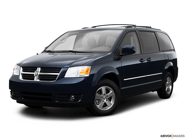 2009 Dodge Grand Caravan Review