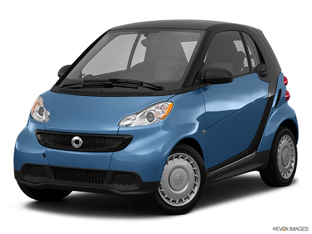 2014 Smart fortwo Review