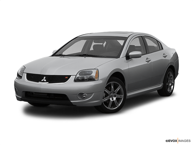 2008 Mitsubishi Galant Review