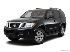 2012 Nissan Pathfinder Review