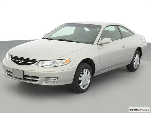 2001 Toyota Camry Solara Review