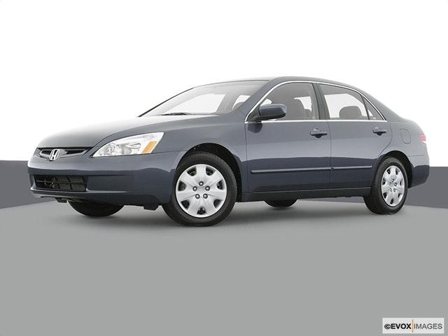 2003 Honda Accord Review