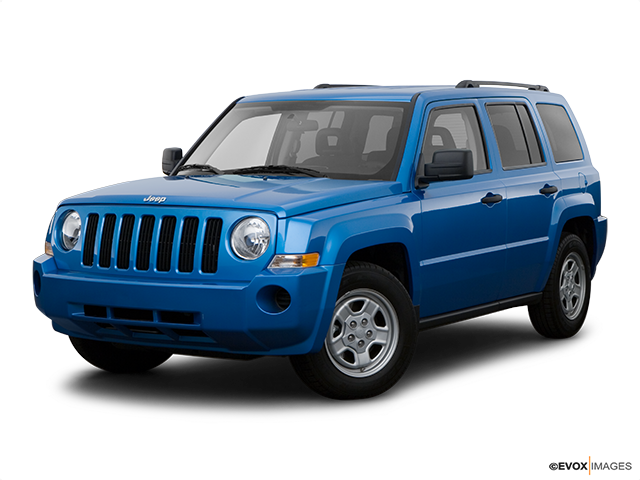 2008 Jeep Patriot Review