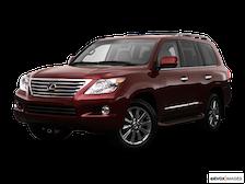 2009 Lexus LX Review