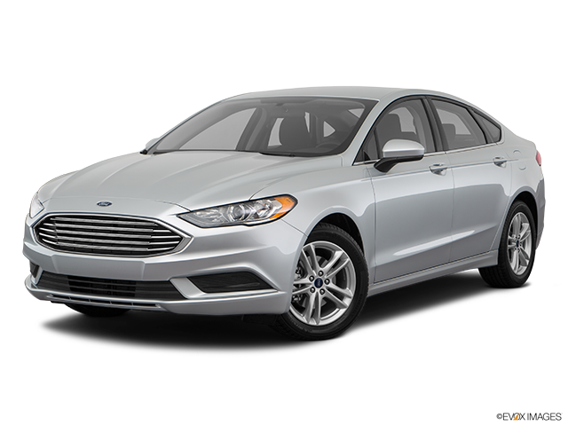 2018 Ford Fusion photo