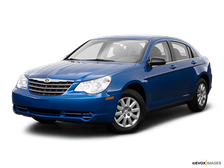 2008 Chrysler Sebring Review