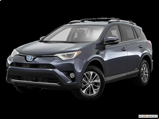 2017 Toyota RAV4 Hybrid Review