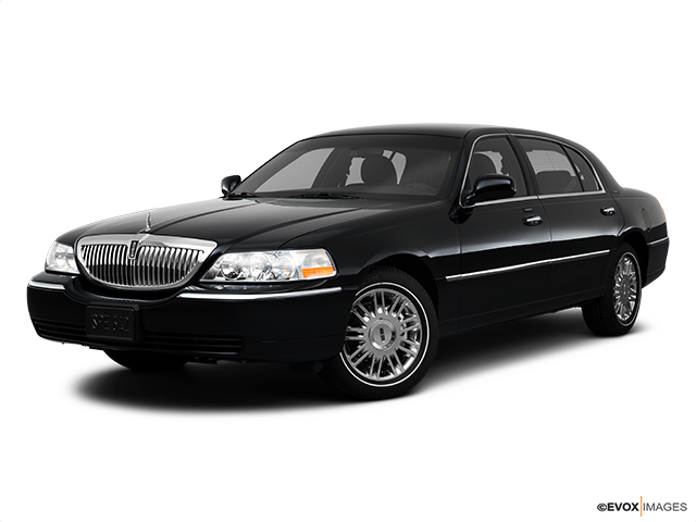 2010 Lincoln Town Car Review