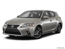 2017 Lexus CT Review