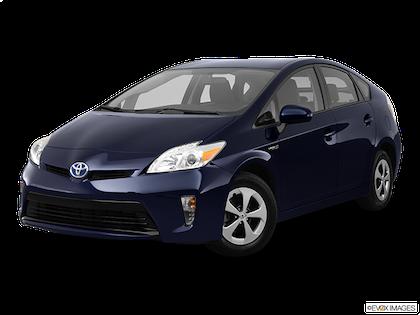 2012 Toyota Prius photo