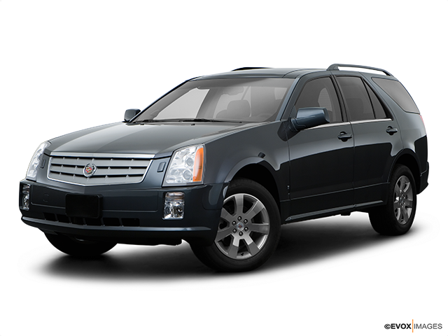 2008 Cadillac SRX Review