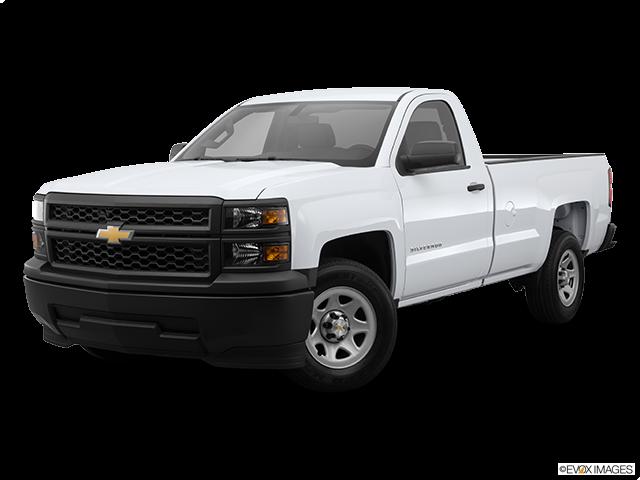2015 Chevrolet Silverado 1500 Review