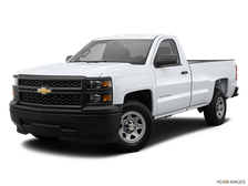 2015 Chevrolet Silverado 1500 Review