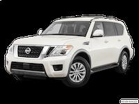 Nissan, Armada, 2017-Present