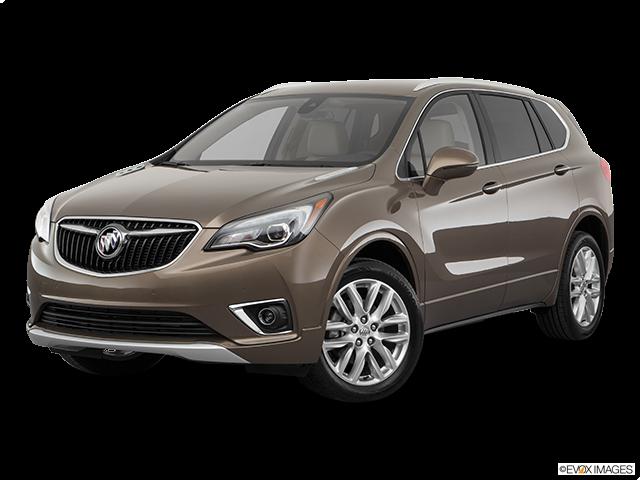Buick Envision Reviews