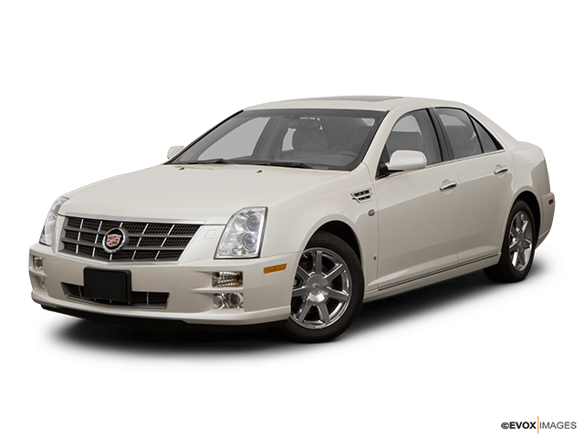 2008 Cadillac STS-V Review