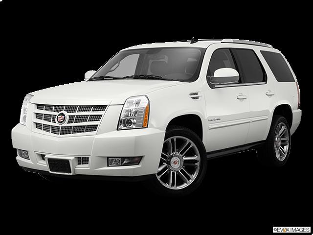 2014 Cadillac Escalade Review
