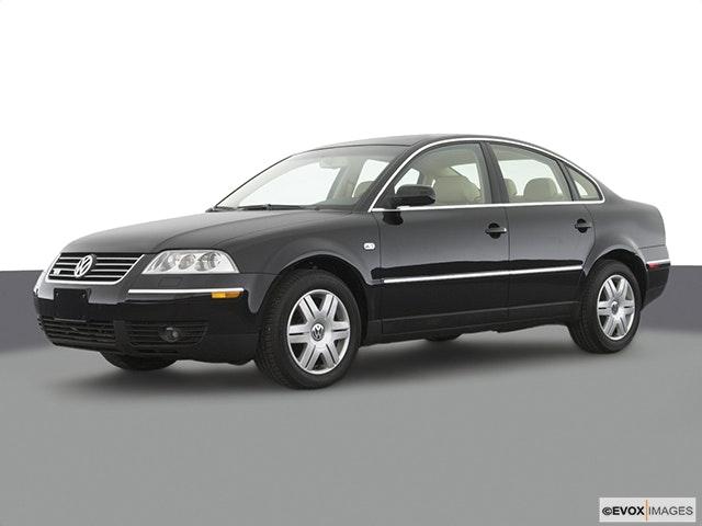 2004 Volkswagen Passat Review