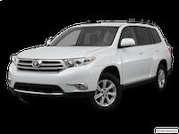 Toyota, Highlander, 2008-2013