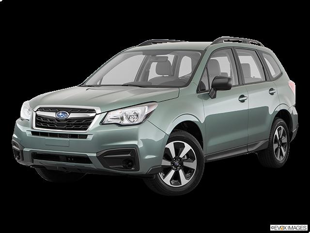 2018 Subaru Forester photo