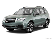 2018 Subaru Forester Review