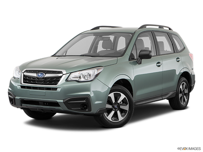 2018 subaru forester review carfax vehicle research. Black Bedroom Furniture Sets. Home Design Ideas