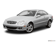 2008 Mercedes-Benz CLK Review