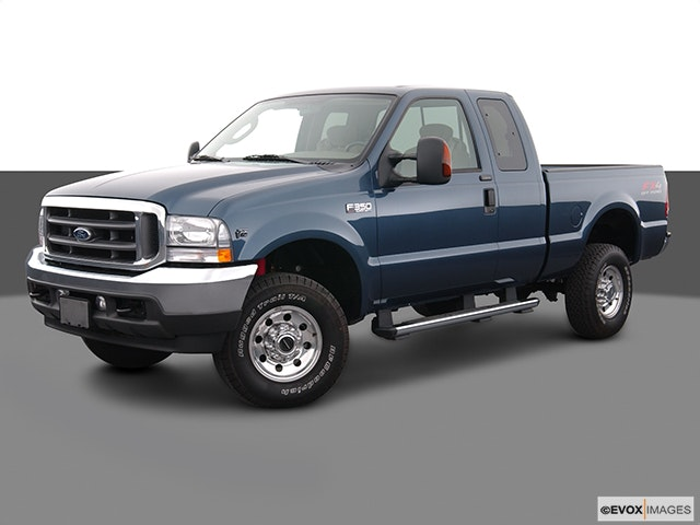 2004 Ford F-350 Super Duty Review